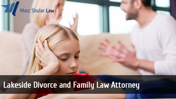 Lakeside Divorce and Family Law Attorney