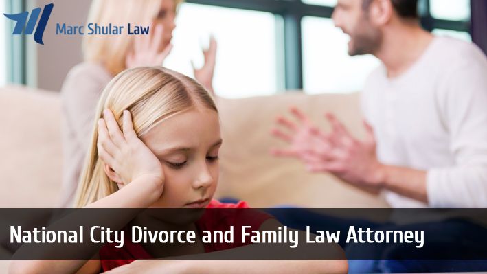 National City Divorce and Family Law Attorney