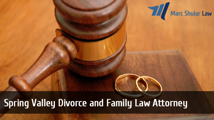 Spring Valley Divorce and Family Law Attorney
